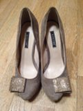 Туфли замшевые. Фото 2.