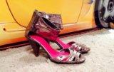 Туфли босоножки dorothy perkins. Фото 1.