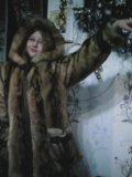 Женский полушубок. Фото 1.
