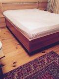 Кровать  и две тумбочки. Фото 4.
