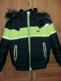 Зимняя куртка для мальчика фирмы lenne. Фото 1.