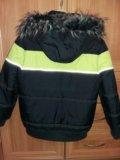Зимняя куртка для мальчика фирмы lenne. Фото 2.