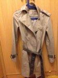 Пальто весеннее,хорошее состояние. Фото 1.