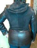 Женская кожаная куртка. Фото 2.
