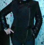 Женская кожаная куртка. Фото 4.