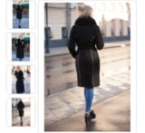 Пальто женскон. Фото 1.