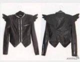 Куртка кож. зам. хs 42-44. Фото 3.
