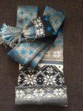 Шапка-шарф. Фото 1.