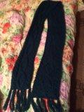 Тёплые шарфы. Фото 1.