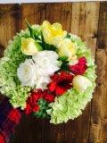 Букеты цветов. Фото 1.