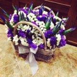 Букеты цветов. Фото 2.