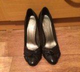 Туфли кожаные . 37 размер. Фото 1.