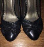 Туфли кожаные . 37 размер. Фото 2.