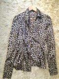 Блузка. леопард. Фото 1.