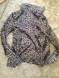 Блузка. леопард. Фото 3.