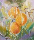 """""""апельсинки под дождем"""". Фото 1."""