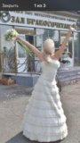 """Свадебное платье """" бегония"""" от papilio. Фото 2."""