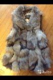 Продам меховую жилетку. Фото 1.