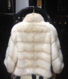 Курточка из меха норки. Фото 2.