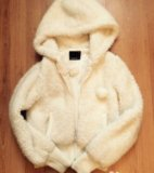 Куртка плюшевая. Фото 1.