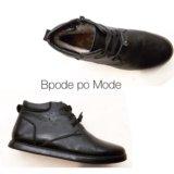 Ботинки bally. Фото 1.