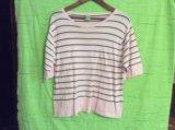 Продаю блузку тонкую duo, р.44, б/у. Фото 1.