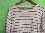 Продаю блузку тонкую duo, р.44, б/у. Фото 2.