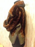 Норковая куртка. Фото 3.