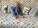 Буквы подушки. Фото 1.