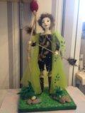 """Авторская кукла """"лесной эльф"""". Фото 1."""