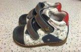 Летние лёгкие ботинки elegami. Фото 1.