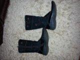 Обувь вся 35 размера б/у один сезон. Фото 1.