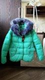 Куртка новая! весна-осень 42-44р. Фото 1.