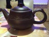 Глиняный чайник. Фото 1.