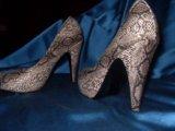 Туфли новые,36-37 размер. Фото 2.