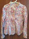 Рубашка до девочки. Фото 1.