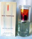 Givenchy eau torride (30) edt women. раритет. Фото 1.