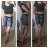 Новая юбка/ топ. Фото 1.