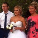 Свадебное шикарное платье!. Фото 2.