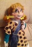 Текстильная кукла ручной работы. Фото 3.