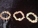 Бусы, браслеты, натуральный камень. Фото 1.