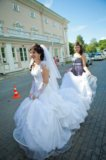 Срочно! свадебное платье. Фото 1.