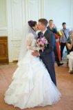 Срочно! свадебное платье. Фото 2.