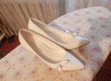Белые туфли. Фото 2.