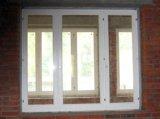 Деревянные окна со стеклопакетом. Фото 2.