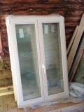 Деревянные окна со стеклопакетом. Фото 4.