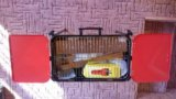 Мангал-кейс с функцией гриля. Фото 2.
