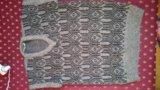 Мохеровый индийский жилет, 50-52. Фото 1.