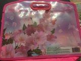 Папка портфель. Фото 1.