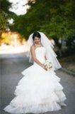 Продам свадебное платье. Фото 3.